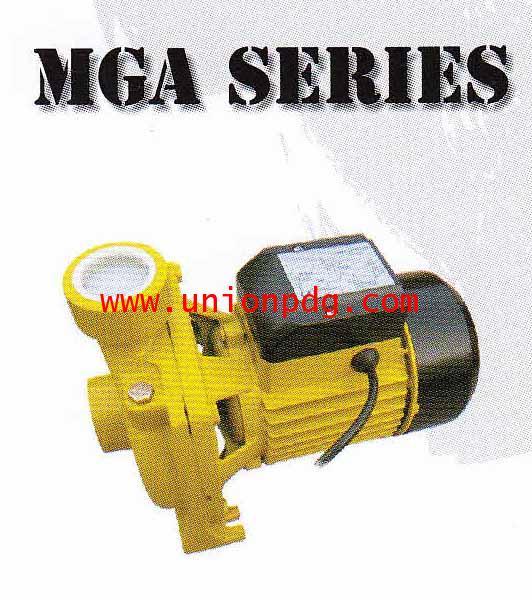 ปั๊มน้ำหอยโข่ง 1.1/2 นิ้ว HYDROSTAR / MGA series