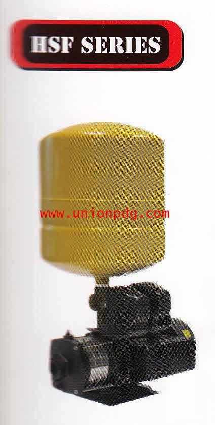 ปั๊มน้ำเพิ่มแรงดันอัตโนมัติ (mini booster pumps) Luckystar/HSF series