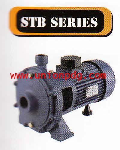 ปั๊มน้ำหอยโข่งชนิดใบพัดคู่ SIX team/STB series