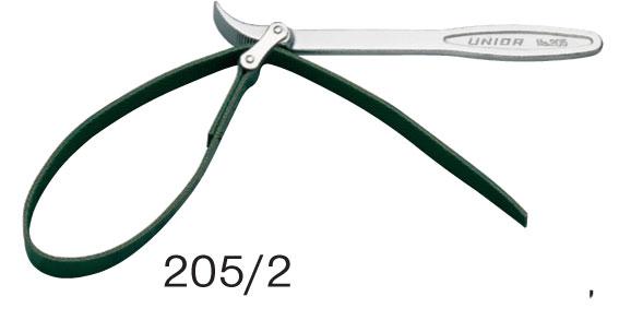 ประแจถอดไส้หม้อกรอง แบบสายพาน Strap wrench UNIOR/205