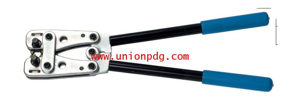 คีมย้ำหางปลาแบบ Tubular Cable Lug (Crimp grip Pliers) UNIOR/427/2FG