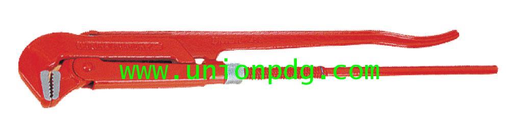 ประแจจับแป๊บ สองขา Pipe wrench UNIOR/480