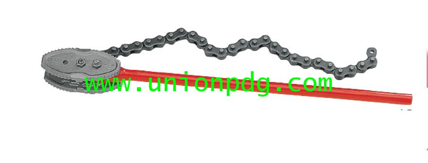 ประแจจับแป๊บแบบโซ่ Chain Pipe Wrenches UNIOR/484