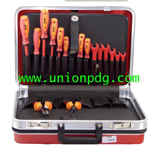 ชุดกระเป๋าเครื่องมือกันไฟฟ้า UNIOR/1001F4