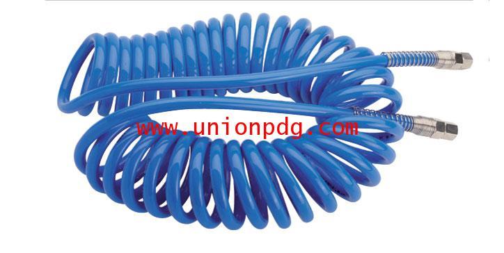 สายลมสปริง Spirale pneumatic hoses UNIOR/1505