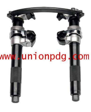เครื่องถอดสปริงโช้คอัพรถยนต์ Compressor for shock absorber springs UNIOR/2052