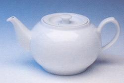 กาน้ำชาเล็ก 0.63 ลิตร เนื้อพอร์ซเลน P4023/L
