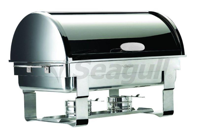 อุปกรณ์เครื่องครัว ชุดอ่างอุ่นอาหารเลกาซีออบลองอาร์ทีใหญ่ ตรานกนางนวล (ซีกัล)