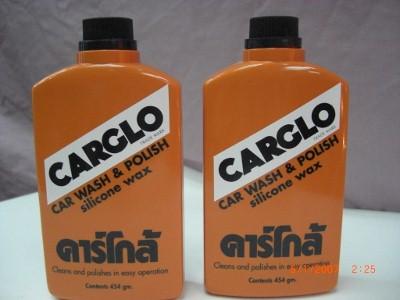น้ำยาล้างรถขัดเงา(คาร์โกล้)