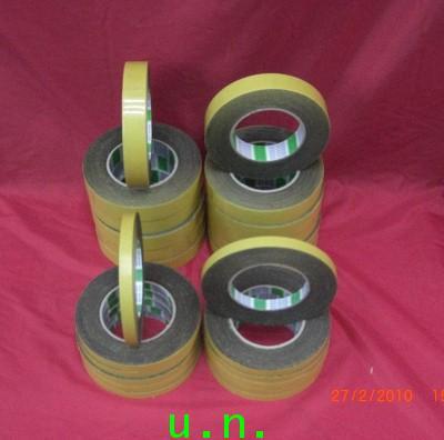 เทปโฟมดำ 2 หน้า นิปปอนสีเหลืองและสีเขียว ขนาด 1/2 นิ้วและขนาด 1 นิ้ว