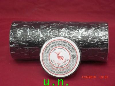 เทปพันสายไฟ กวางใหญ่ (KWANG BRAND)มอก. PVC INSULATING TAPE ปลอดสารตะกั่ว