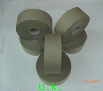 เทปกระดาษไม่มีกาว(ใช้น้ำ)(GUMMED TAPE) ขนาด 2 นิ้วยาว60 เมตร