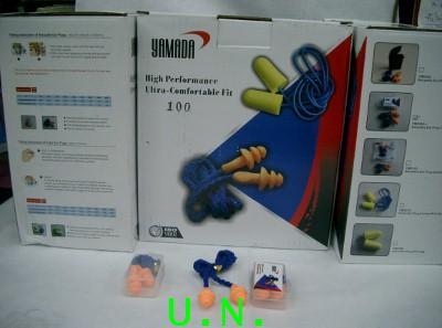 อุดหู E-A-R Ultrafit มาเป็น ปลั๊กอุดหู ยามาดะ(YAMADA(ได้เปลี่ยนมาเป็นแบบบรรรจุใส่กล่องพลาสติก/1 คู่)