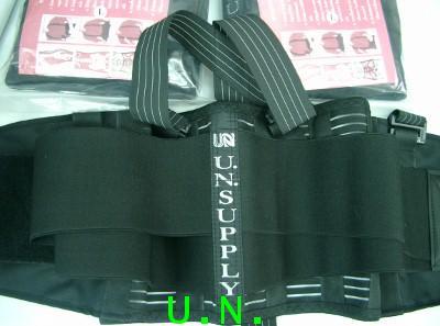 เข็มขัดพยุงหลัง(Back Support Belt)u.n.supplyคุณภาพดี ราคาถูกและประหยัด