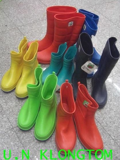 รองเท้าบู๊ทยาง(กบยาวประมาณ13-14นิ้ว)(กบสั้น)