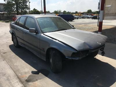 1997 BMW 318I E36 ขายเป็นอะไหล่ หรือทั้งคันก็ได้ครับ