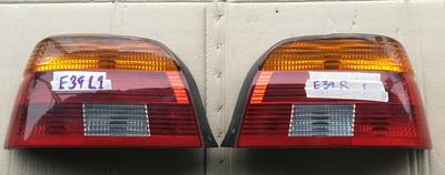 ไฟท้าย BMW E39 แดงส้ม