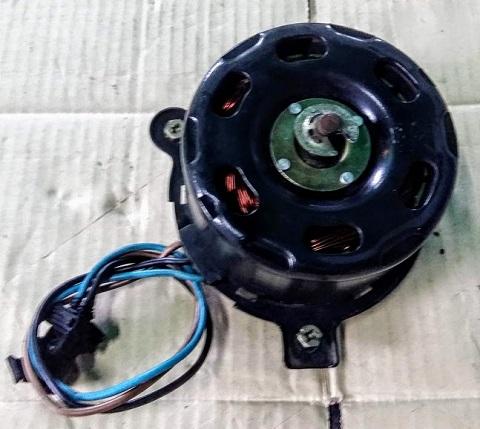 มอเตอร์พัดลมไฟฟ้าหม้อน้ำ