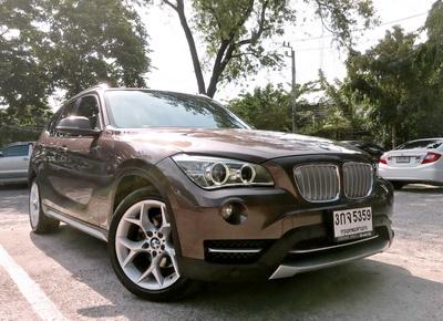 2014 BMW X1 2.0D X-LINE (E84)