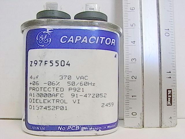 C Oil 4 MFD 370VAC