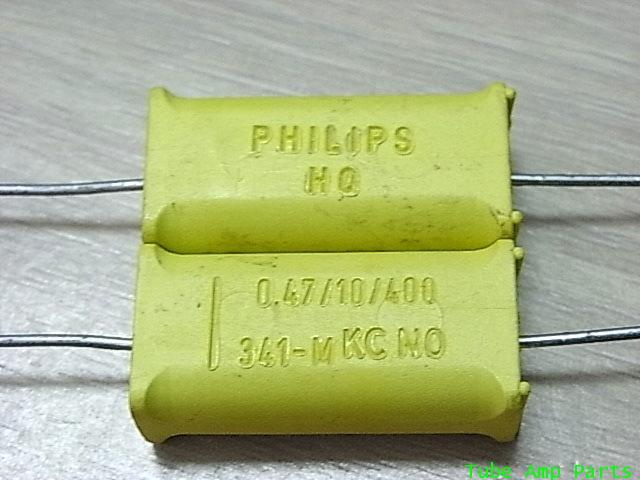 C 0.47 MFD 400VDC