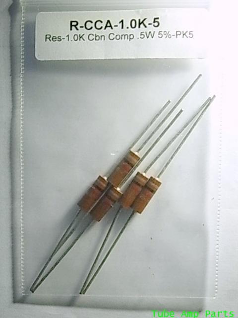 Resistor ชนิด Carbon Composite