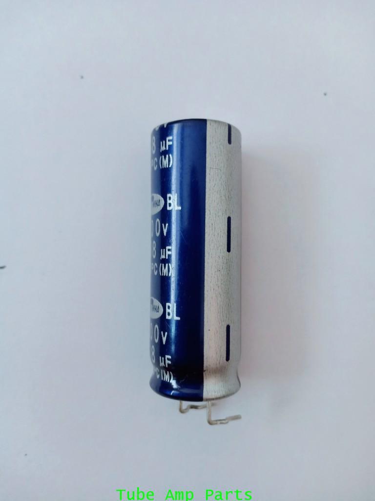 Electrolytics Capacitor 68uf 500V 1