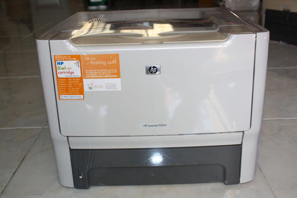 HP LASERJET P2014 (มือสอง)
