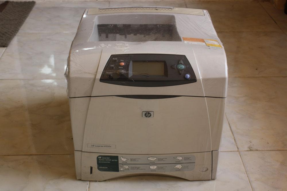 HP LASERJET 4250n (มือสอง)