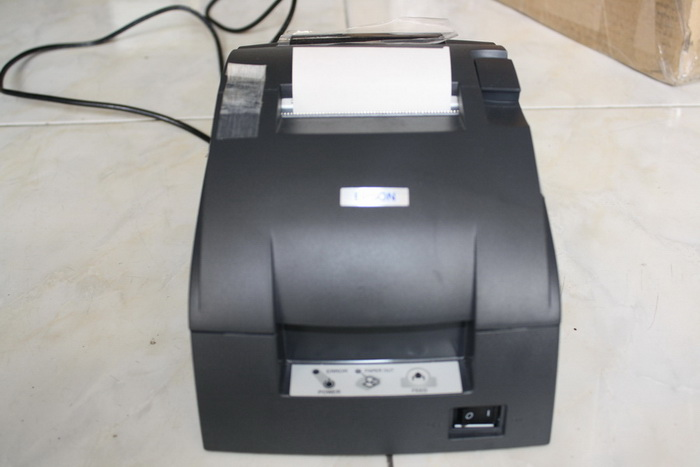 EPSON TMU 220b (มือสอง)