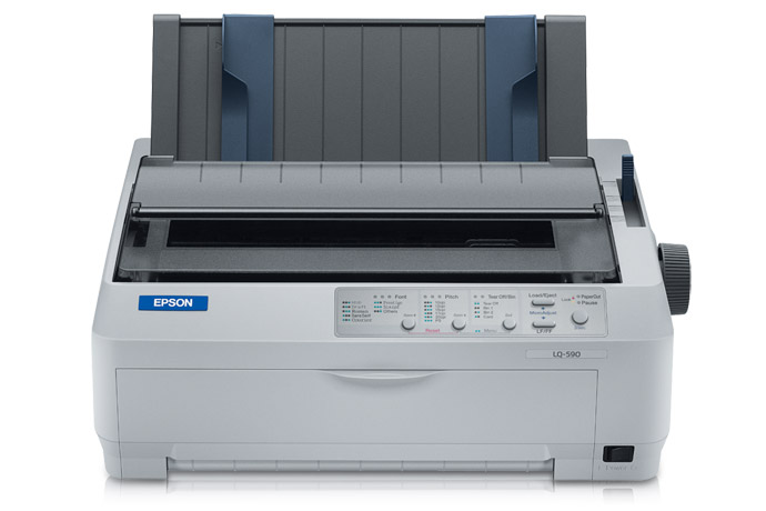Printer EPSON LQ 590 (เครื่องใหม่)
