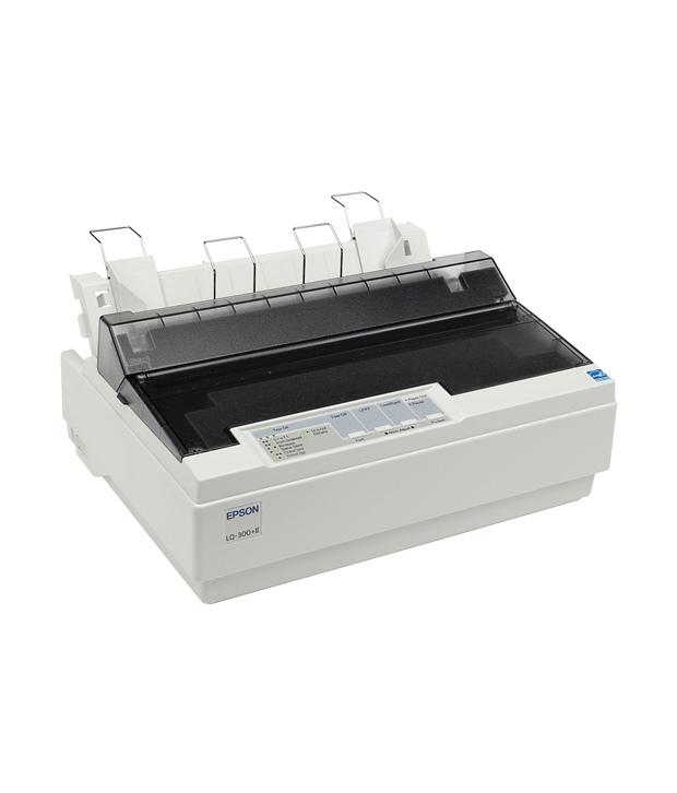 Printer EPSON LQ 300+II (เครื่องไหม่)