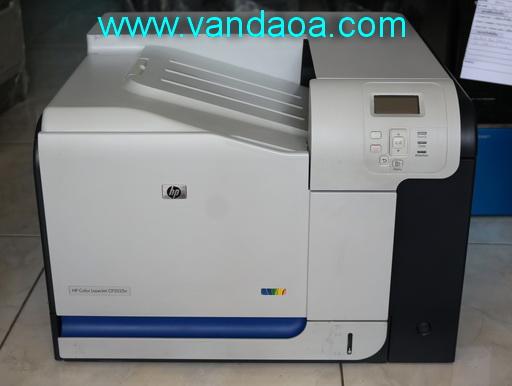 HP Color Laserjet CP3525n (มือสอง)