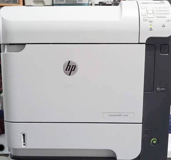 HP LaserJet pro 600 M603n มือ 2