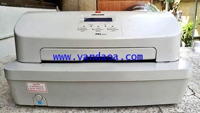 เครื่องพิมพ์สมุดเงินฝาก Olivetti PR2 PLUS (มือสอง)