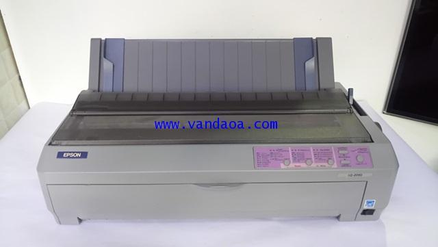 PRINTER  EPSON  LQ 2090