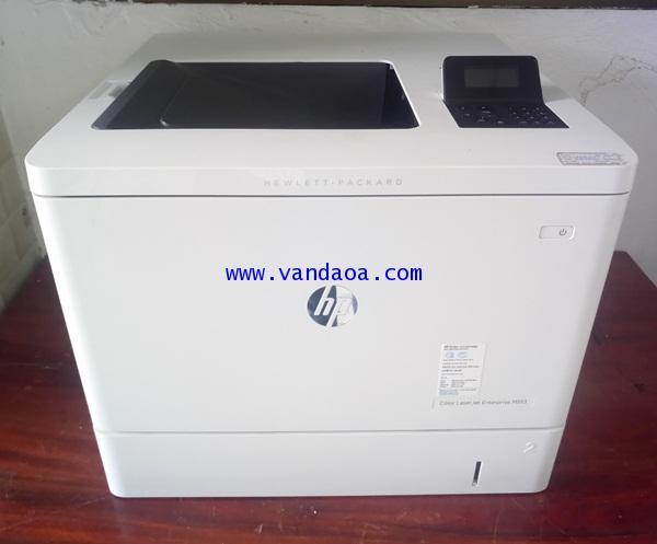 HP Color LaserJet Enterprise M553