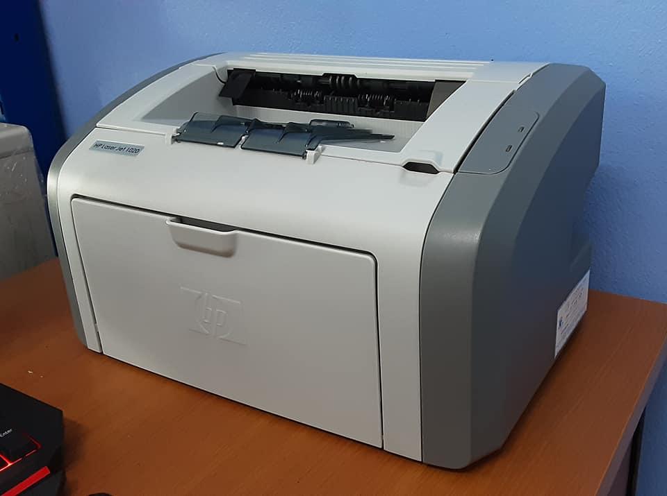 HP LASERJET 1020 (โครงใหม่)