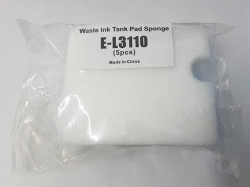 Waste Ink Tank Pad sponge E-L3110 NEW