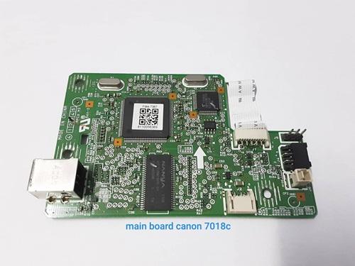 Main Board For Canon LBP 7018C 7018 LBP7018 LBP7018C มือสอง