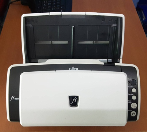 SCAN FUJITSU FI-6130  มือสอง