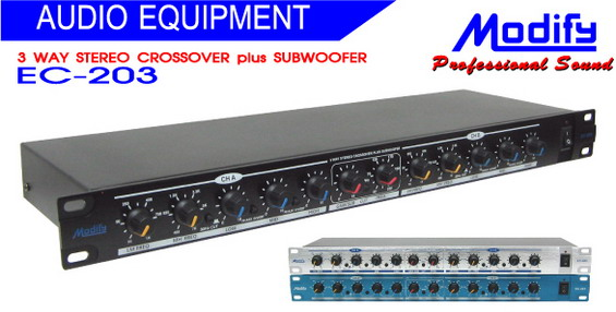 Crossover Modify EC-203