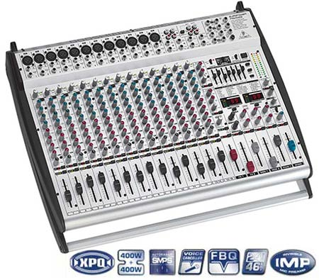 Power Mixer BEHRINGER PMH5000