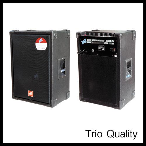 ตู้แอมป์ TRIO ขนาด 15 นิ้ว รุ่น TR-150