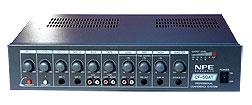 แอมป์ประชุม NPE CF-50AT มีสัญญาณโทรศัพท์