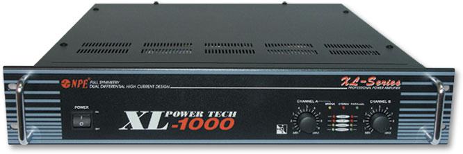 Power Amp NPE XL-600