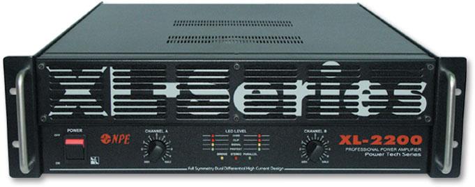 Power Amp NPE XL-2200