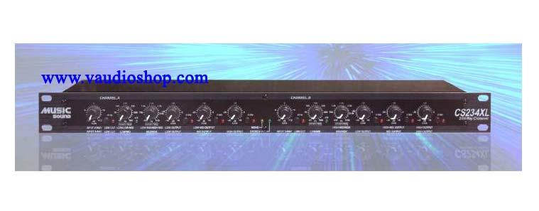 Crossover MUSIC CS-234XL