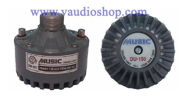 ยูนิตฮอร์น MUSIC 150W รุ่น DU-150