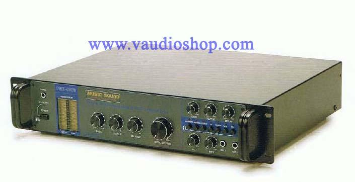 Karaoke Amplifier MUSIC PMK-600